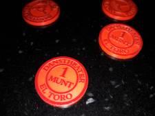 Goese discotheek El Toro baalt van valse muntjes