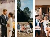"""De meest typerende trouwfoto's van 2020: """"Ik heb toch foto's kunnen maken die bewijzen dat ondanks alles het huwelijksgeluk steeds overwint"""""""