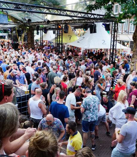 Bezoekers Vierdaagsefeesten geven samen bijna 64 miljoen euro uit