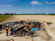 'Mini-Batavia' komt boven water nabij Rutten