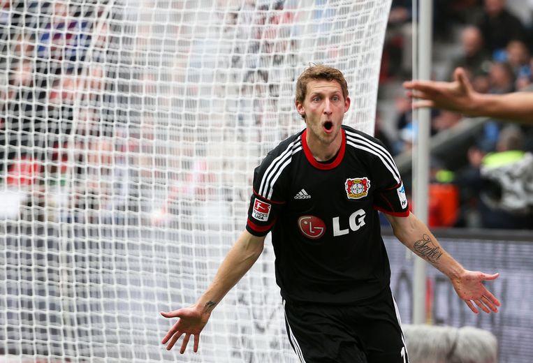 Stefan Kiessling scoorde 144 goals in 403 Bundesliga-duels.