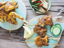 Wat Eten We Vandaag: Geroosterde Balinese kip