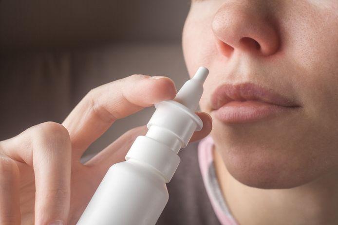 Je moet neusspray niet te lang gebruiken.