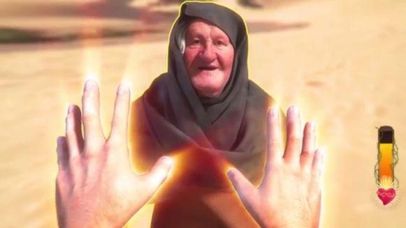 Beeld uit de trailer van 'I Am Jesus Christ'.