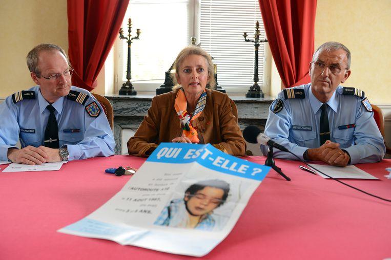 De zoektocht naar de ouders van het A10-meisje werd in 2012 heropend.
