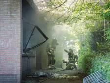 Brand in schoolgebouw Maarssen onder controle