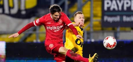 Samenvatting | NAC - Almere City FC