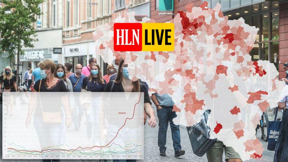 IN KAART. 236 gemeenten hebben alarmdrempel bereikt, hoe staat uw regio er voor?