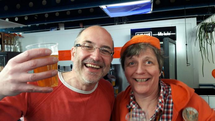 Koen Langenhuysen en Jacintha Smulders uit Tilburg