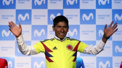 """Quintana koerst met oog op de Tour in spaarmodus: """"Vroeger wilde ik overal op mijn best zijn"""""""