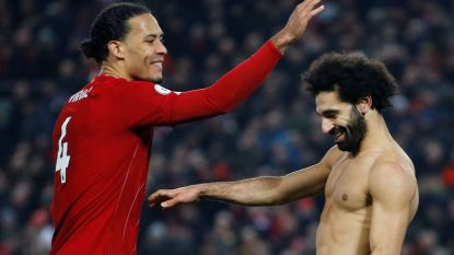 Liverpool klopt nu ook aartsvijand Manchester United en vergroot straatlengte voorsprong