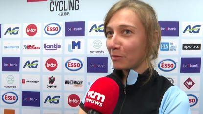 """Sofie De Vuyst: """"Zwaar parcours ligt mij"""""""