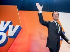 Brabant kleurt weer VVD-blauw; afstraffing voor PvdA