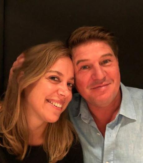 Martijn Krabbé flink aan het lijnen voor huwelijksdag