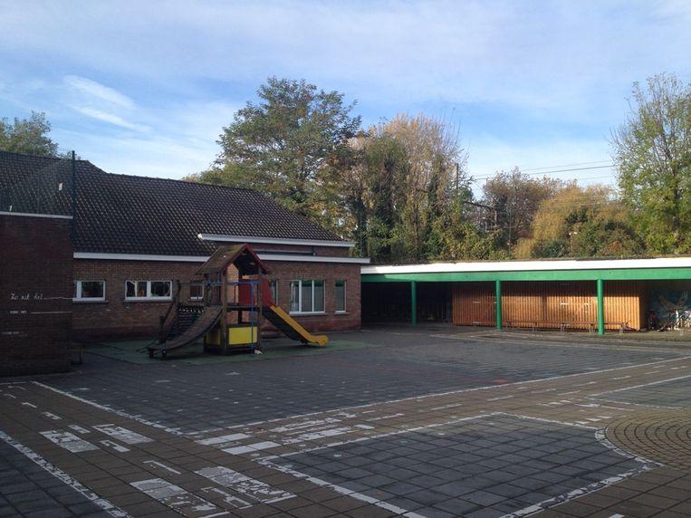 Vrije Basisschool Sint-Paulus uit Kortrijk krijgt 250.000 euro subsidie van de Vlaams overheid over de vernieuwing van hun speelplaats.