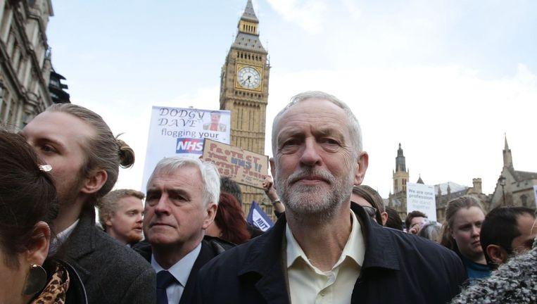 Jeremy Corbyn. Beeld photo_news
