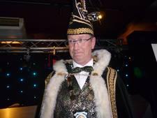 Prins Jan de Skônste zwaait met scepter over Schorsbos