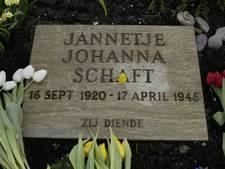 British School laat oude dodencel Hannie Schaft intact