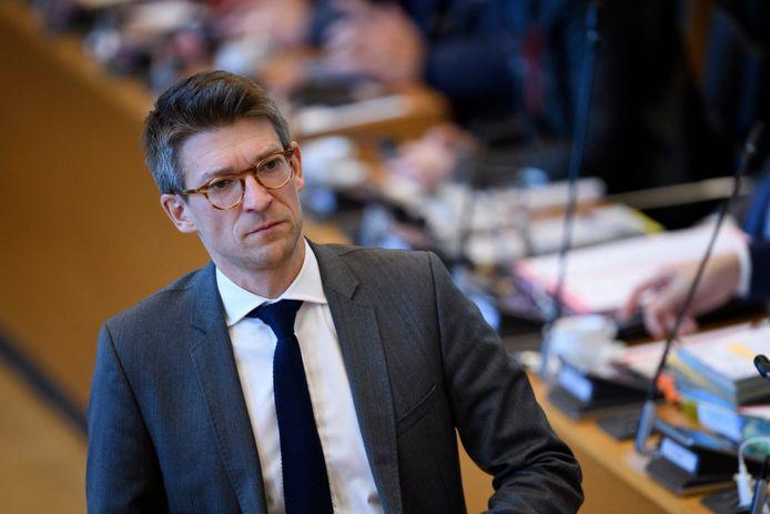 Pierre-Yves Dermagne est actuellement ministre wallon du Logement et des pouvoirs locaux. Montera-t-il au fédéral?