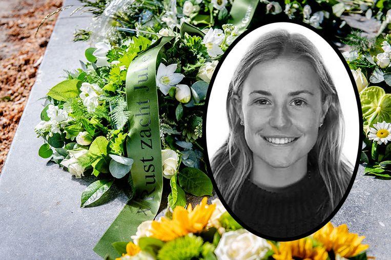 Julie Van Espen a été tuée par un délinquant sexuel en liberté en mai dernier, alors qu'elle longeait le canal à vélo. Elle avait 23 ans