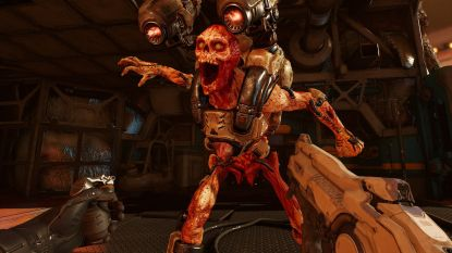 'Doom' in virtual reality: een match made in hell