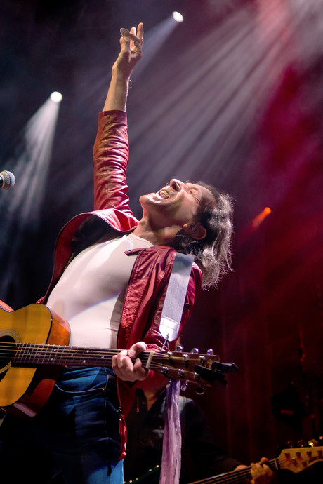 Hitschrijver Albert Hammond vrijdag in Mezz, 'Liedjes schrijven is geen baan'