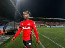 Helmond Sport neemt per direct afscheid van Furhgill Zeldenrust, aanvaller zoekt heil bij Rijnsburgse Boys