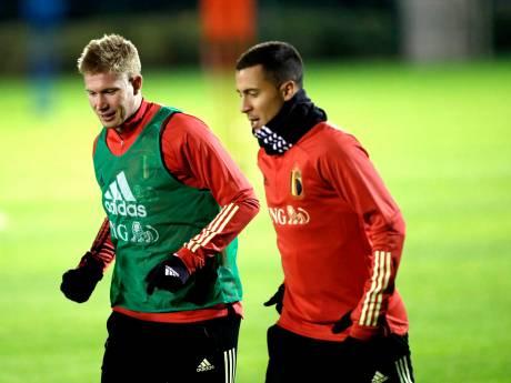 Voici le nouveau top 10 des joueurs les plus chers du monde avec Hazard et De Bruyne