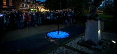 Stenen gloeien in Oisterwijk voor de slachtoffers van de Holocaust