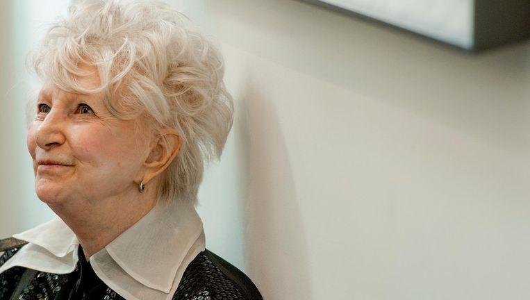 Adèle Bloemendaal overleed afgelopen zondag. Beeld anp