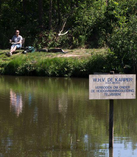 Grote vissterfte stelt hengelsportclub uit Winterswijk voor een groot raadsel