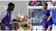 Ook El Hadj en Sambi Lokonga verlengen contract bij Anderlecht