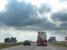 Snelheid omlaag bij werkzaamheden op A77 tussen Rijkevoort en Duitse grens