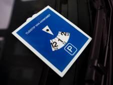 Nuenen voert parkeerschijfzone na de zomer in