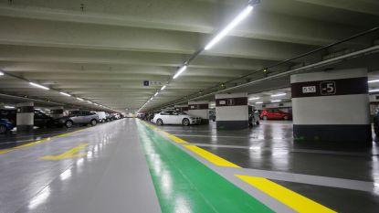 Vlaanderen zet licht op groen voor uitbreiding parking 't Zand