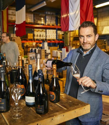 'Champagne en oliebollen gaan helemaal niet samen'