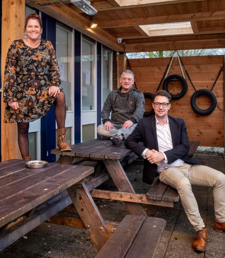 Nieuwe kans voor jongeren in buurthuis de Schelf