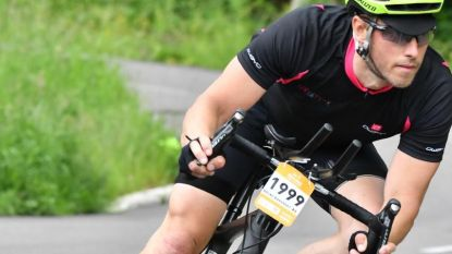 Bruno Bakeroot (45) steunt strijd tegen borstkanker