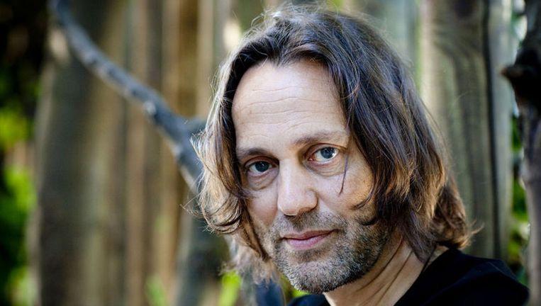 Hugo Borst blijkt een begenadigd schrijver. Foto GPD Beeld
