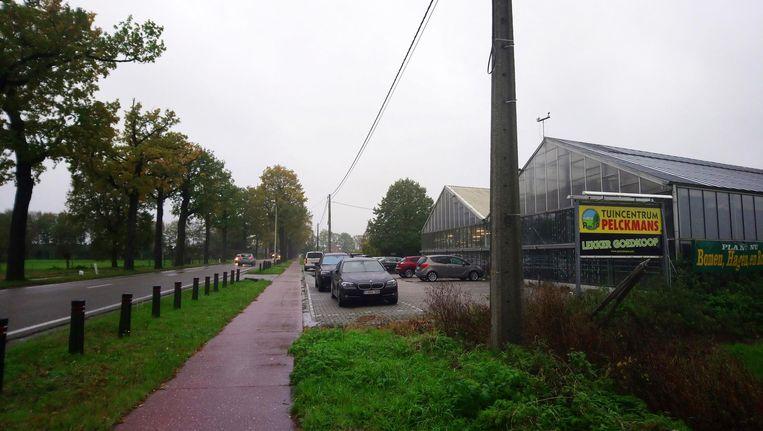 Tuincentrum Pelckmans is gevestigd aan Gammel 77 in Rijkevorsel.