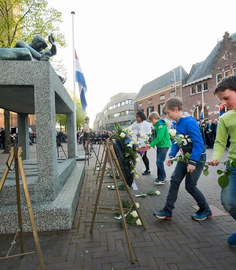 Dodenherdenking Arnhem legt nadruk op verzet