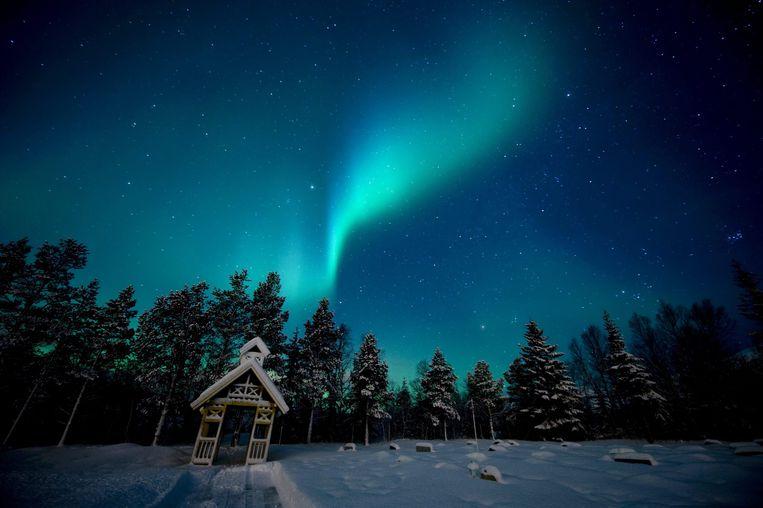 Noorwegen 2010. Beeld EPA