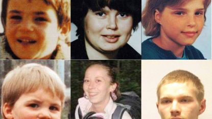 Deze zes langdurige verdwijningsdossiers staan nog open in ons land