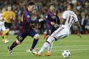 6 mei 2015: FC Barcelona - Bayern München.