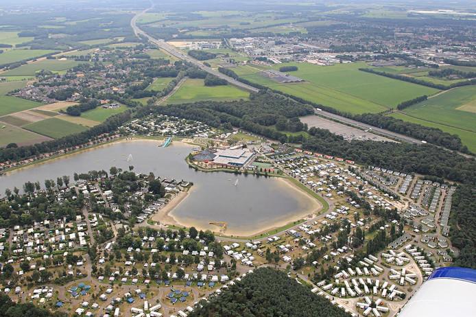 Recreatiepark Prinsenmeer.
