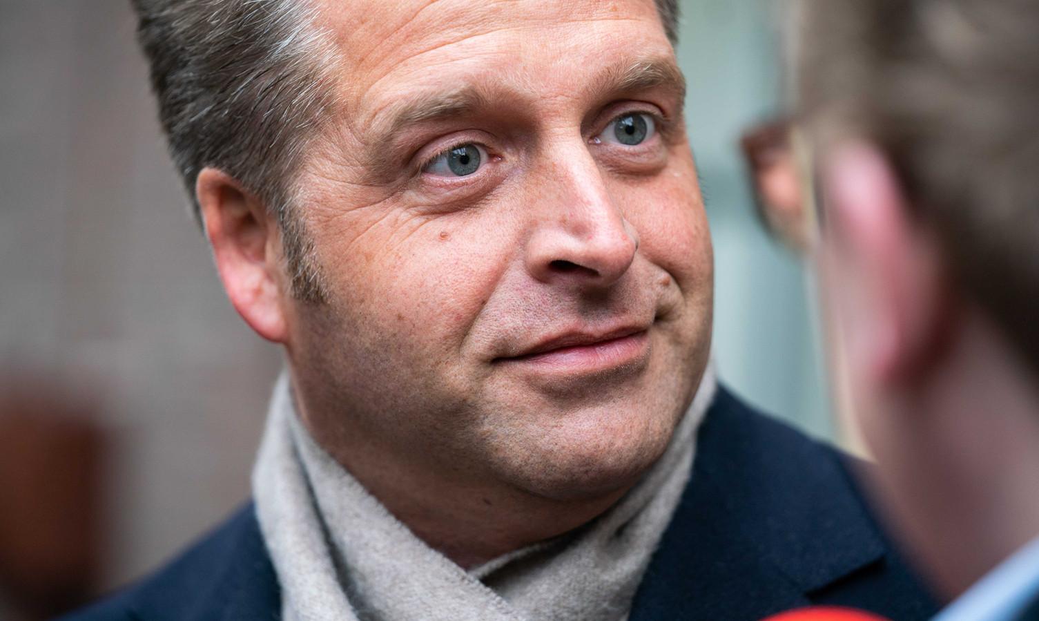 Minister Hugo de Jonge/ ANP MARTIJN BEEKMAN