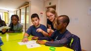 Kinderen oefenen al spelend Nederlands tijdens 'taalweek'