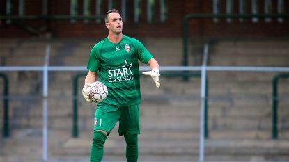 """Belgische doelman werd werkongeschikt verklaard, maar staat er weer: """"Ik was verloren voor profvoetbal"""""""