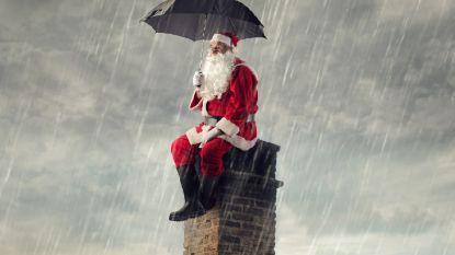 Veel regen voor de boeg, temperaturen stijgen vrijdag wel tot tien graden