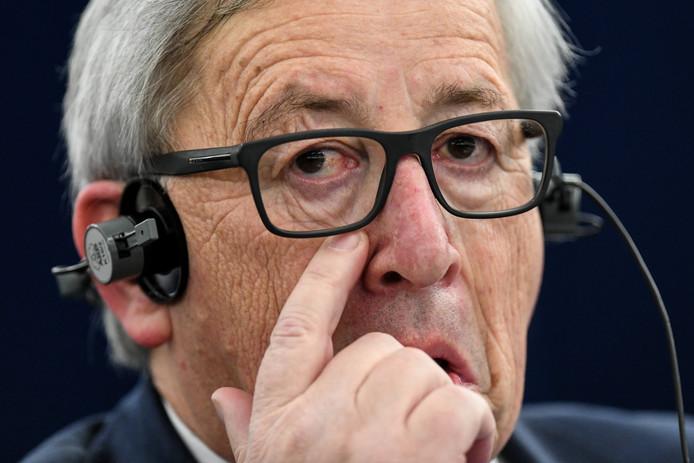 Jean-Claude Juncker gooide ooit een ruit in van het Portugese consulaat-generaal in Luxemburg.